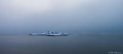 Winter melancholy - Talven melankoliaa (Olli_Pihlajamaa) Tags: winter sea snow water finland landscape scenery fi melancholy minimalism talvi meri maisema uusimaa inkoo minimalismi melankolia kopparnäs