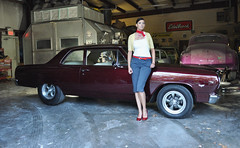 "1965 Chevelle Photo Shoot With Candace • <a style=""font-size:0.8em;"" href=""http://www.flickr.com/photos/85572005@N00/15320245967/"" target=""_blank"">View on Flickr</a>"