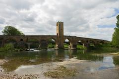 Antiguo puente de Frias 3 (Garimba Rekords) Tags: rio puente y león castilla panorámica frias