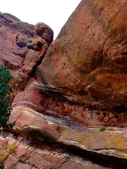 """Visible layers in Red Sandstone formation • <a style=""""font-size:0.8em;"""" href=""""http://www.flickr.com/photos/34843984@N07/15357842109/"""" target=""""_blank"""">View on Flickr</a>"""