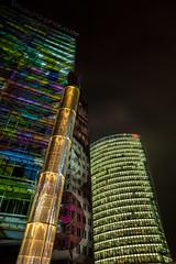 Potsdamer Platz | Festival of Lights 2014 (Christian-Freynik) Tags: berlin potsdamerplatz festivaloflights 2014 christianfreynik
