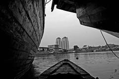 Pelabuhan Sunda Kelapa or Sunda Kelapa Port #LatePost (Rizka Nurlita Andi) Tags: