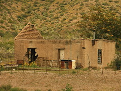 Nobody's Home (beegardener) Tags: newmexico ghosttown monticello ghosttowns southernnewmexico nobodyshome sierracounty behindthechurch sierracountynewmexico oldadobe oldadobehouse newmexicoghosttown newmexicoghosttowns monticellonewmexico
