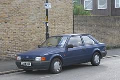 1989 Ford Escort 1.3 Popular