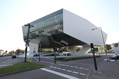 Porsche Museum, located 20 min by car outside Stuttgart!