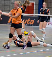 PA040416c (roel.ubels) Tags: sport arnhem setup volleyball tt 65 volleybal 2014 eredivisie papendal talentteam springendal nevobo valkenhuizen