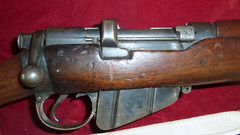 Short Magazine Lee Enfield    Dated 1917 (martyboy2 of Britain) Tags: magazine war action great rifle lee short bolt enfield 1917 smle