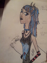 Im taking requests! :) read description (Crazychick666) Tags: oc monsterhigh everafterhigh imdoingrequest claweaswolf illdrawanything aslongasitsnotdirty