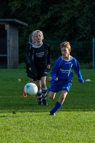 Jeugd KVC De Toekomst Borsbeke :: Under 10 - Elene-Grotenberge :: 4 oktober 2014