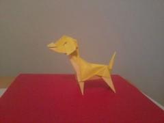 Beagle - Fumiaki Kawahata (Boy -) Tags: beagle origami kawahata fumiaki