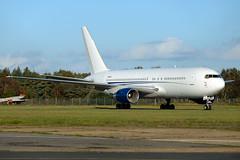 ZS-DJI | Boeing 767-216(ER) | Aeronexus Corporation (JRC | Aviation Photography) Tags: boeing bournemouth boh boeing767 hurn 767200 hurnairport boeing767200 bournemouthairport eghh zsdji