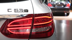 Mercedes-Benz C 63S (piloto trasero) (2)