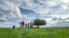 Tiengemeten revisited (Frans & all) Tags: holland wandelen walk nederland zuidholland tiengemeten allfrans sonya7