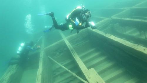 Imaging Shipwrecks in Lake Tahoe
