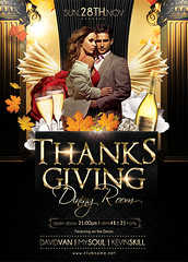 Thanksgiving Day Flyer Template (BriellDesign) Tags: thanksgiving autumn holiday black club dinner private poster fun disco gold bash flyer drink anniversary deluxe room champagne fresh advertisement celebration event drinks vip elegant template exclusive glamorous nightparty