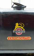 E1 Class 0-6-0T W2 Yarmouth