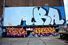 graffiti amsterdam (wojofoto) Tags: amsterdam graffiti ndsm wojofoto