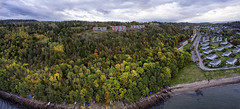 Jelya (kjetilpa - landscape and aerials) Tags: autumn panorama norway norge moss woods aerial aerialphoto stfold drone refsnes gh3 multirotor t960 multicopter panasonicgh3 tarott960