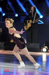 Ekaterina Gordeeva with Amy Grant