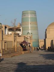 DSCN5520 (bentchristensen14) Tags: uzbekistan khiva ichonqala