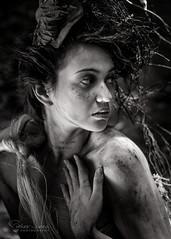 Lady of the Forest - Olympus OM-D EM5 (peterjaena) Tags: olympus 18 45mm omd em5 mzuiko