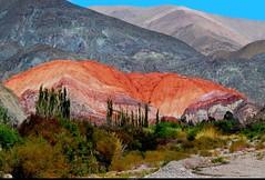 Argentina -Jujuy -Purmamarca -Cerro de los Siete Colores (Lucho_G) Tags: mountains argentina montaas purmamarca nikond60 luchog