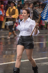 20 Sep 2014. Mnchen, Germany. Marching in the Rain (The UberSteve) Tags: germany munich mnchen festivals oktoberfest muenchen