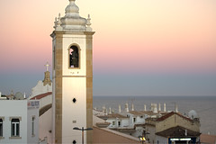 Albufeira (mthiel07) Tags: sunset sea sky portugal europe hdr albufeira hollidays