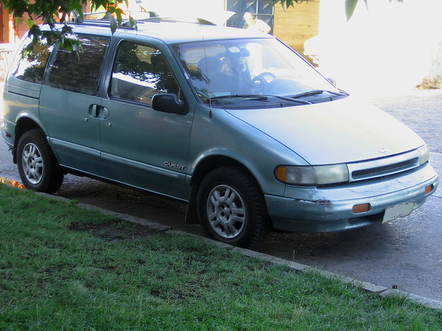 nissan van quest mercuryvillager