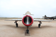 MiG-15 (Ray Cunningham) Tags: mikoyangurevich mig 15 fighter ussr soviet union микоян и гуревич миг