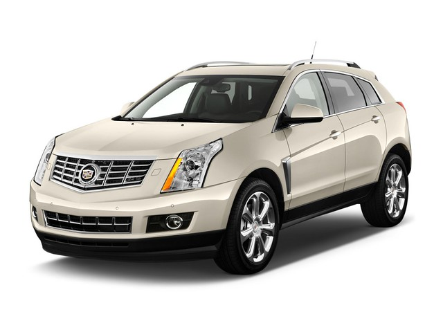 review cadillac 2014 srx