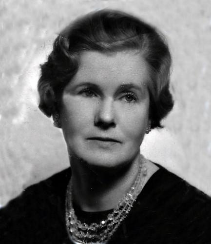 Agnes Inglis 1960s