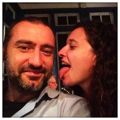 Babak and Natalia