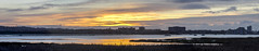 another Holes Bay sunrise panorama