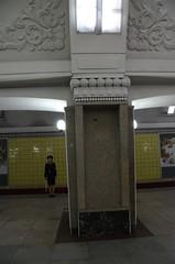 Pyongyang Metro (multituba) Tags: northkorea pyongyang dprk pyongyangmetro