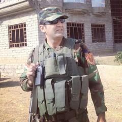 Parzvan U Pshmergn Qaremann Kurdistan (Kurdistan Photo ) Tags: president u  kurdistan barzani  krdistan              kurdistan        parzvan pshmergn qaremann