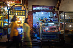 (G.omez) Tags: street old people food evening moments culture morocco fez shops medina