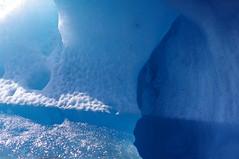 Iceland (hjkwantstoknow) Tags: travel blue ice iceland glacier iceberg