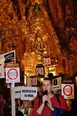 25.10.2014 Marcha por la defensa de la vida en Barcelona (HazteOir.org) Tags: barcelona vida ho dav manifestacin inocentes sialavida marchaporlavida noalaborto derechoavivir hazteoirorg abortocero
