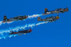 Flyover (Matt Bell Photography - Danville Va) Tags: wwii nascar planes flyover martinsvillespeedway
