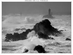 The Pointe du Raz is a promontory that extends into the Atlantic from western Brittany, in France. (johnushant@rocketmail.com) Tags: lighthouse storm faro brittany petra ruth phare dirk ulla leuchtturm stiff fishman armen pern tempte finistre le sturm ouessant fishmen eusa enez lampaul eussa razdesein ushant crach nividic qumaira cadoran
