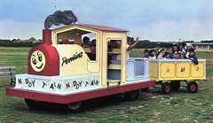 Pontins Bracklesham Bay Holiday Camp - Photo from 1972 brochure (trainsandstuff) Tags: vintage sussex retro postcards archival brackleshambay pontins holidaycamp fredpontin