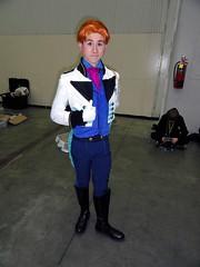 Hans (blueZhift) Tags: anime frozen costume video cosplay detroit manga hans games fantasy scifi 2014 youmacon