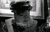 Sleep (aaronvandorn) Tags: newyorkcity sleeping blackandwhite statue greek 25thstreet mournful fujiacros 100iso zorki4 industar50mmf35 6thaveneue