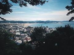 Ocean View @ Hasedera Temple (Coto Language Academy) Tags:  nihongo japanese japan jlpt katakana hiragana kanji studyjapanese funjapanese japonaise giapponese japones japanisch  japaneseschool cotoacademy oceanview hasederatemple kamakura hill