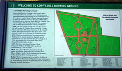 Copp's Hill, Boston MA (Boston Runner) Tags: coppshill burying ground cemetery graves tombstones northend boston massachusetts colonial map description history panel diagram layout historic dates gravestone welcome