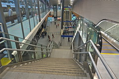 London Bridge Progress (Deepgreen2009) Tags: new concourse modern capacity expanded construction opened londonbridge station large london terminus rebuilt thameslink networkrail