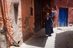 Man at medina - Marakech (PaulHoo) Tags: man marakech medina morocco africa street candid streetphotography streetcandid streetlife streetportrait portrait citylife urban 2016 shadow light
