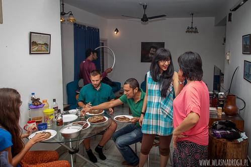 Impreza u Ritu w Guwahati