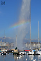(Salvador Acevedo Moreno) Tags: ginebra geneve suiza switzerland jetdeau jet lake lago naturaleza embarcadero barco port boat